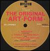 VARIOUS - MAJOR FORCE presents The Original Art Form LP#5 : 12inch