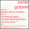 PETER GABRIEL - Games Without Frontiers : 12inch