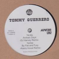 TOMMY GUERRERO - Feat. DJ Harvey / KAORU INUE Remix : 12inch