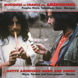 FRANCOIS JOUFFA - Native Americans Music And Songs - MEXICO : CD
