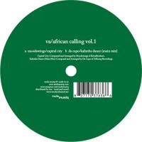 VARIOUS - African Calling Vol 1 : 12inch