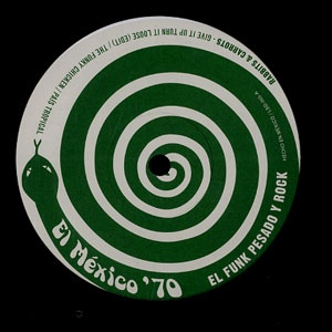VARIOUS - El Mexico&'70 : El Funk Pesado Y Rock : LP