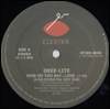 DEEE-LITE - How Do You Say...Love (A Delicious  PAL JOY DUB) / Groove Is In The Heart / What Is Love : 12inch