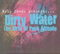 VARIOUS - Dirty Water -The Birth Of Punk Attitude- : YEAR ZERO (UK)