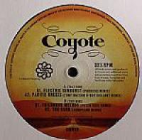 COYOTE - Coyote Remix EP : 12inch