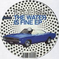 KYLE HALL - The Water Is Fine EP : MOODS & GROOVES (US)
