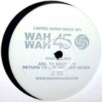 STAC - Glory - Ashley Beedle Remixes : 12inch