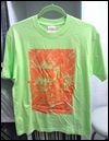 DNT - Powwow 3rd Anniversary Tee - Lime Green : T-SHIRT