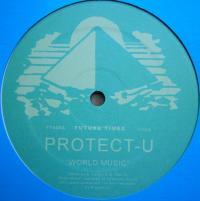 PROTECT-U - World Music / U-uno : 12inch