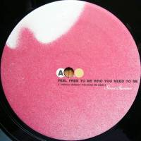 THEO PARRISH - Feel Free To Be Who You Need To Be : 12inch
