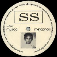 THEO PARRISH - Musical Metaphors : 12inch