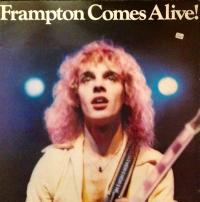 PETER FRAMPTON - Frampton Comes Alive : UNIVERSAL (UK)