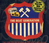 VARIOUS - The Beat Generation 10th Anniversary Collection : 2CD