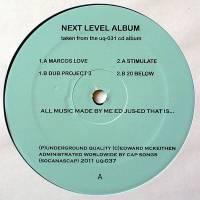 DJ JUS ED - Next Level : 2x12inch