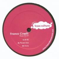 FRANCO CINELLI - Planet Dub EP : 12inch