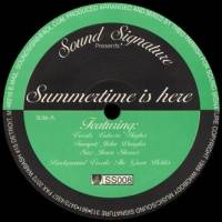 THEO PARRISH - Summertime Is Here : 12inch