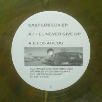 ESTEBAN ADAME - East Lost Luv EP : 12inch