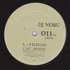 DJ NOBU - 011 e.p. Remix : GRASSWAXX (JPN)