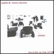 DJ NATURE (DJ MILO) - Unscene : Live At The Cat Club 1979 : CD