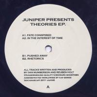 JUNIPER PRESENTS - Theories EP : 12inch