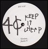 DR DUNKS / JUSTIN VANDERVOLGEN - Keep It Cheap 4 : KEEP IT CHEAP (US)