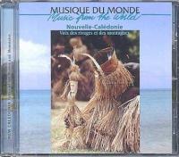 NOUVELLE CALEDONIE - Voix Des Rivages Et Des Montagnes : CD