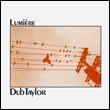 DUB TAYLOR - Lumiere : LP