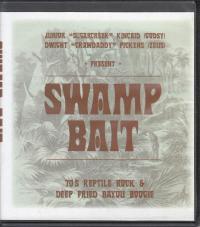 VARIOUS - JOEL MARTIN & GODSY - Swamp Bait : CD-R