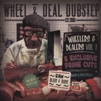 VARIOUS - Wheelers & Dealers Vol 1- Plate1 : 12inch