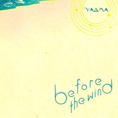 YA△MA - Before The Wind : CD