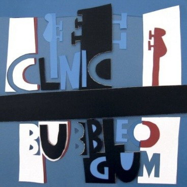 CLINIC - Bubblegum : DOMINO <wbr>(UK)