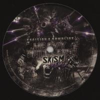 EXCISION & DOWNLINK - Heavy Artillery (SKISM Remix) / Reploid(DOCUMENT1 Remix) : 12inch
