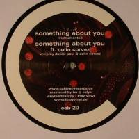 DANIEL PAUL - Something About You : 12inch