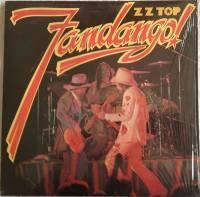 ZZ TOP - Fandango! : LP