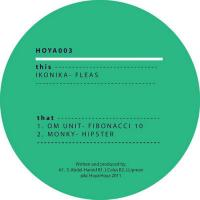 VARIOUS - Hoya:Hoya Volume 3 - Ikonika, Om Unit & Monky - : 12inch