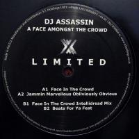 DJ ASSASSIN - Face Amongst The Crowd : 12inch