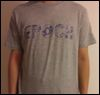 EPOCH T-SHIRT - COLOR GRAY : T-SHIRT