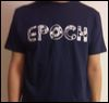 EPOCH T-SHIRT - COLOR NAVY : T-SHIRT