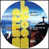 YOSAKU - The Virtual Brasil EP : 12inch