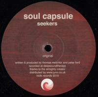SOUL CAPSULE - Seekers : TRELIK (UK)