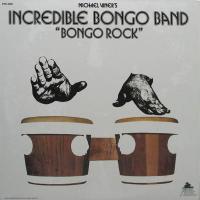 INCREDIBLE BONGO BAND - Bongo Rock : LP