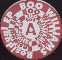BOO WILLIAMS - Residual EP : 12inch