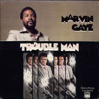 MARVIN GAYE - Trouble Man : LP