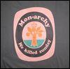 NOISE - Mon-archy Long Sleeve T-Shirt (ASPHALT) : - (JPN)