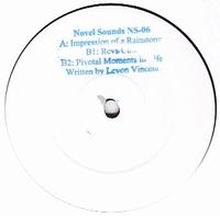 LEVON VINCENT - Impressions Of A Rainstorm EP : 12inch