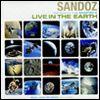 SANDOZ - Live In The Earth : 2LP