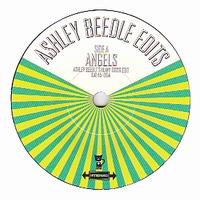 ASHLEY BEEDLE - Angels/ Pinball : 7inch