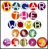 HAGAR THE WOMB - A Brighter Shade Of Black : LP