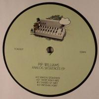 PIP WILLIAMS - Analog Sequences Ep : 12inch