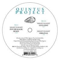 QUINTUS PROJECT - Night Flight : 12inch